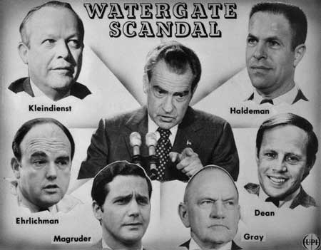 an analysis of the watergate scandal in america The watergate scandal was a defining moment in american politics and led the resignation of president richard nixon and the indictments of several of his advisers the watergate scandal was also a watershed moment.