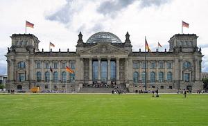 Бундестаг, Германия, немецкий