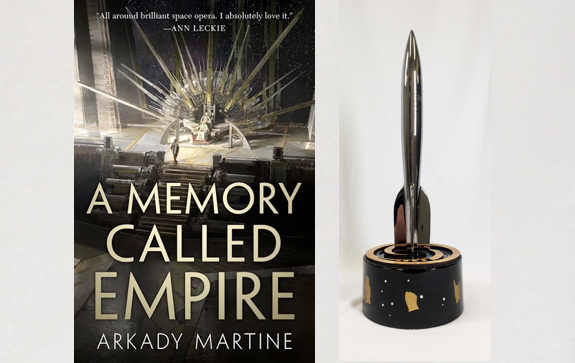 книга, A Memory Called Empire